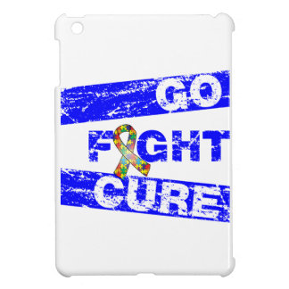 Autism Go Fight Cure Cover For The iPad Mini