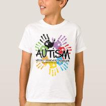 Autism Handprint T-Shirt