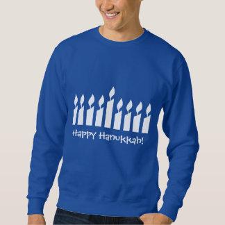 Autism Hanukkah shirt - dark