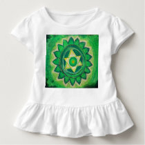 Autism Heart Chakra Spiritual Art Toddler T-shirt