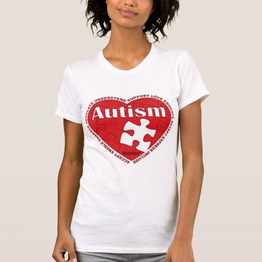 Autism Heart Tanktop