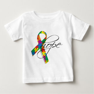 Autism Hope 2 Baby T-Shirt