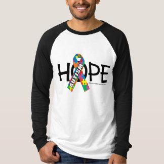 Autism Hope 3 Tee Shirt