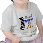 Autism I Stand Alongside My Brother T Shirt