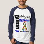 Autism I Stand Alongside My Students T Shirt