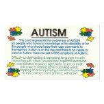 Autism Informant Business Card