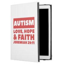 "Autism iPad Pro 12.9"" Case"