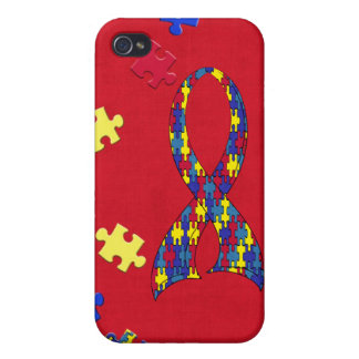 Autism Case For iPhone 4