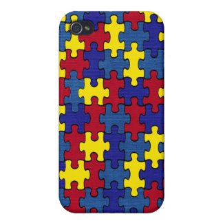 Autism iPhone 4 Covers