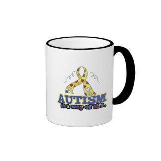 Autism is a Way of Life Coffee Mug