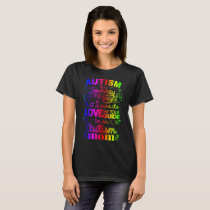 autism is journey never planned for but I sure do T-Shirt