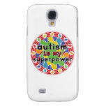 Autism is My Super Power Samsung Galaxy S4 Covers