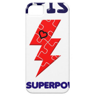 Autism is superpower, mental condition health mind iPhone SE/5/5s case
