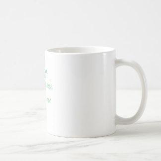 Autism isn't a choice. coffee mug