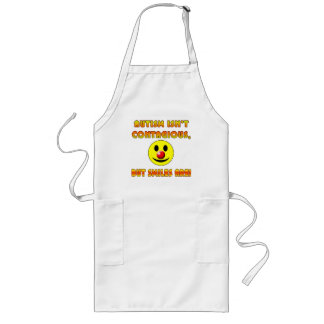 Autism Isn't Contagious But Smiles Are Long Apron