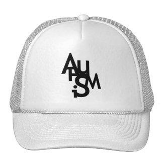 Autism (Jumbled Letters) Hats