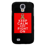Autism Keep Calm and Fight On Samsung Galaxy S4 Cover