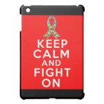 Autism Keep Calm and Fight On iPad Mini Cases