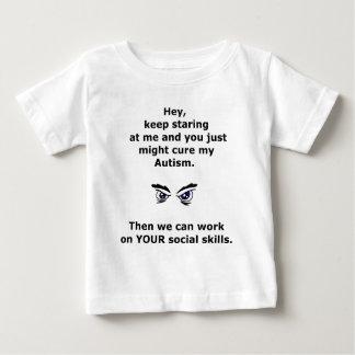 Autism/KeepStaring Tee Shirt