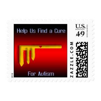 Autism Key  Postage