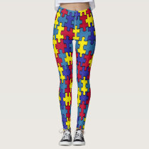 Autism Leggings