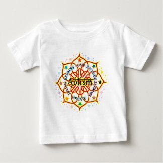Autism Lotus Baby T-Shirt
