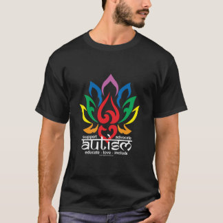 Autism Lotus Flower T-Shirt