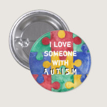Autism love button