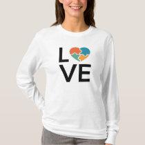 Autism Love T-Shirt