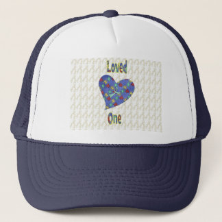 Autism - Loved one Trucker Hat