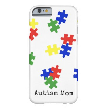 Autism Mom Cell Phone Case