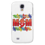 Autism Mom - I Love My Child Samsung Galaxy S4 Covers