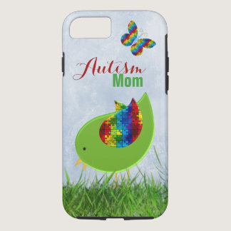 Autism Mom Shell iPhone 7 Case