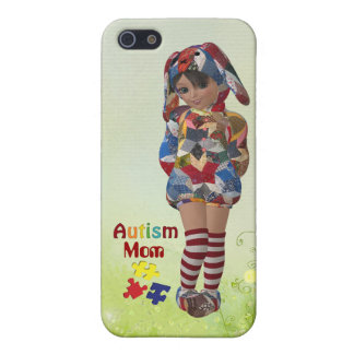 Autism MomCase Savvy iPhone 5C case. Cover For iPhone SE/5/5s