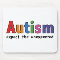 Autism Mouse Pad