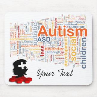 Autism Mousepad