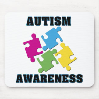 Autism Mouse Pads
