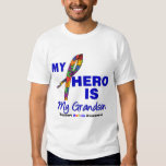 Autism My Hero is My Grandson T-Shirt