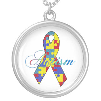 Autism Personalized Necklace