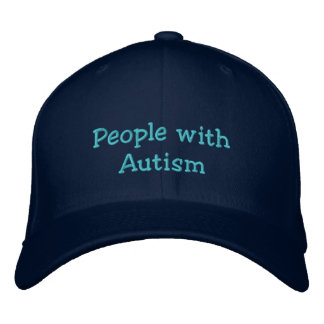 Autism/NoLying,Judging,Mind Games Embroidered Baseball Hat
