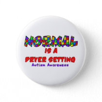 Autism Normal is a Dryer Setting Button