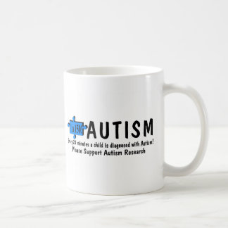 Autism One Every 20 Minutes Coffee Mugs