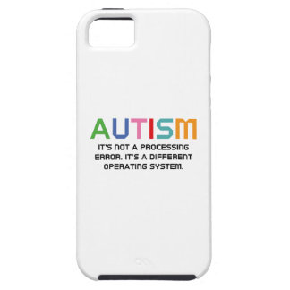 Autism Operating System iPhone 5 Cover