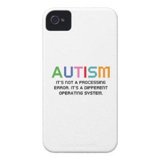 Autism Operating System iPhone 4 Case