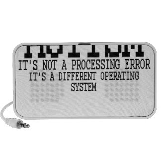 Autism Operating System '.png Portable Speaker