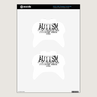 Autism Operating System '.png Xbox 360 Controller Skin