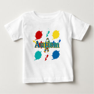 Autism painted shirt
