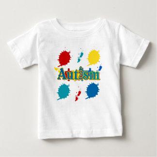 Autism painted tshirt