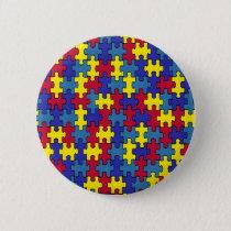 Autism Pinback Button