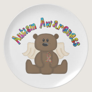 Autism Plate